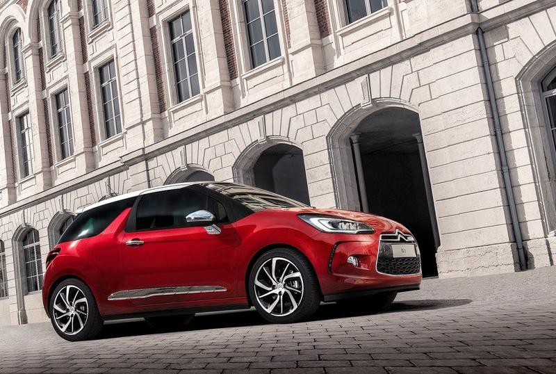 citroen ds3 model vehicle specifications. Black Bedroom Furniture Sets. Home Design Ideas