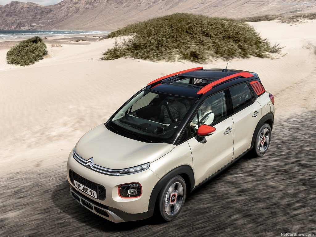 citroen c3 aircross suv model vehicle specifications. Black Bedroom Furniture Sets. Home Design Ideas