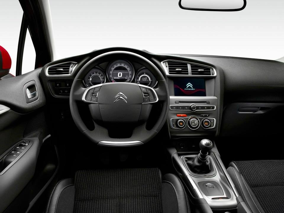 citroen c4 hatch model vehicle specifications. Black Bedroom Furniture Sets. Home Design Ideas