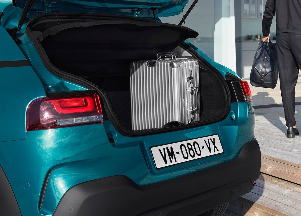 Citroen C4 Cactus Cool Model Vehicle Specifications