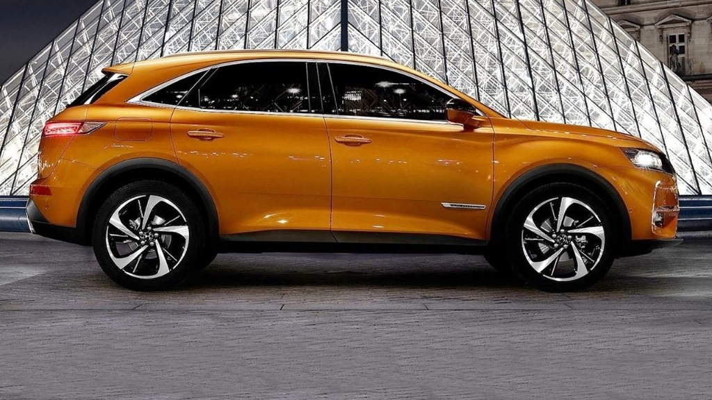 citroen ds7 crossback model vehicle specifications. Black Bedroom Furniture Sets. Home Design Ideas