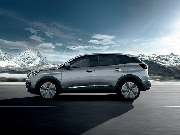 Peugeot 3008 Models Vehicle Specifications