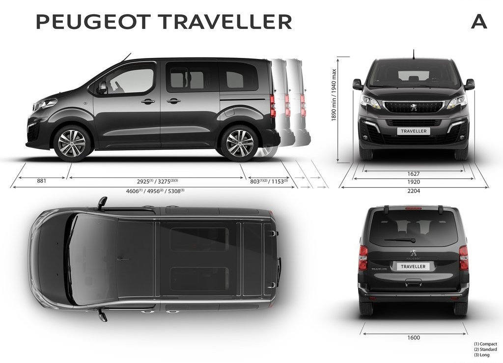 peugeot traveller model 8 seats vehicle specifications. Black Bedroom Furniture Sets. Home Design Ideas