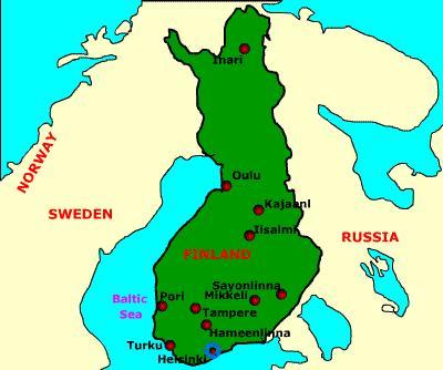Finland Car Hire