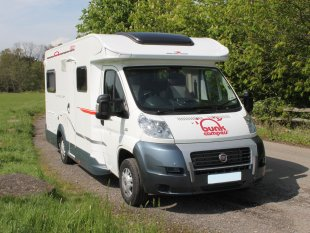 New MotorHolme  5 6 Amp 7 Berth Motorhomes For Hire In The South East Of